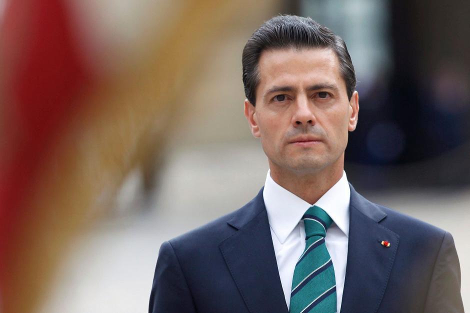 El presidente mexicano Enrique Peña Nieto habría plagiado a varios autores. (Foto: www.ruizhealytimes.com)