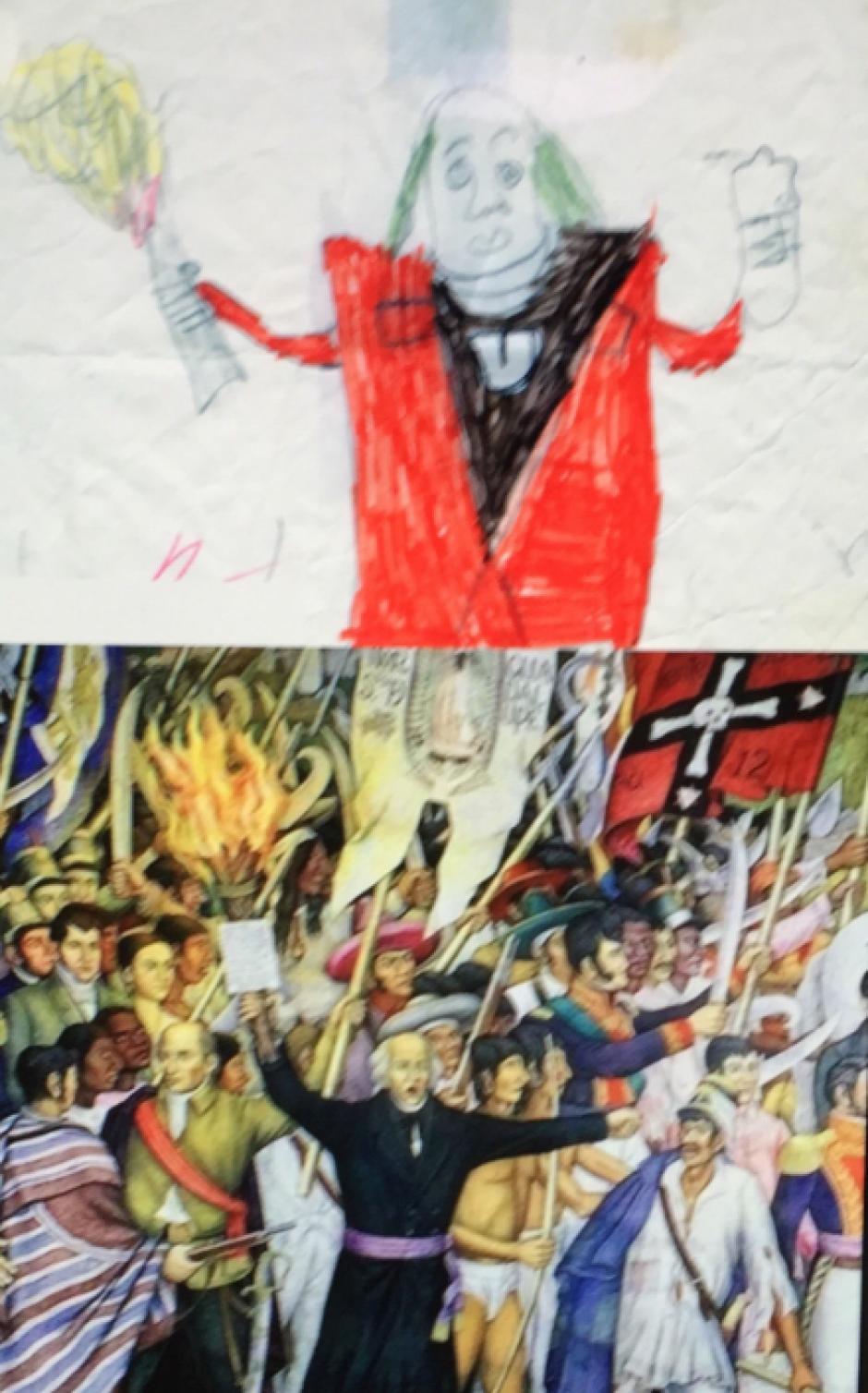 """Los cibernautas hacen divertidos """"memes"""" sobre Peña Nieto. (Foto: Twitter)"""