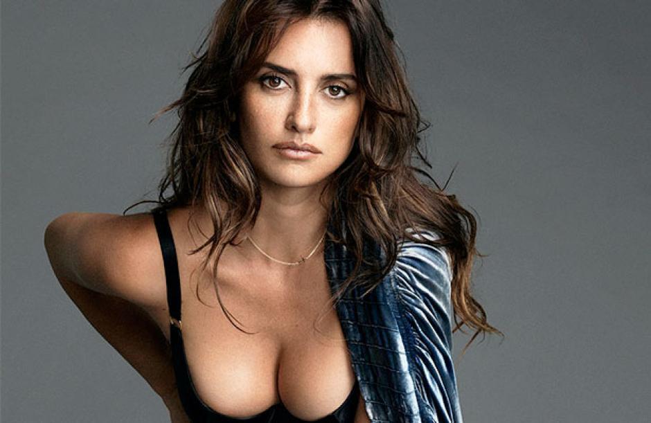 """En 2014, la revista Esquire consideró a Cruz como """"la mujer más sexy"""". (Foto: EFE)"""