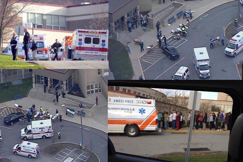 El ataque fue perpetrado con arma blanca y tiene como saldo 20 heridos, el atacante ya fue arrestado