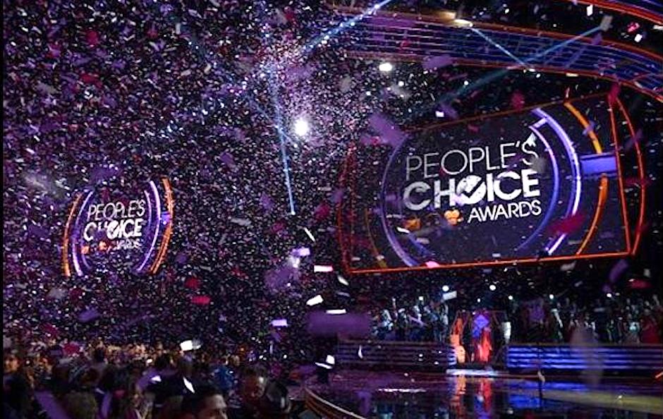 En la gala se premió lo mejor del cine, música y televisión según el público. (Foto: La República)