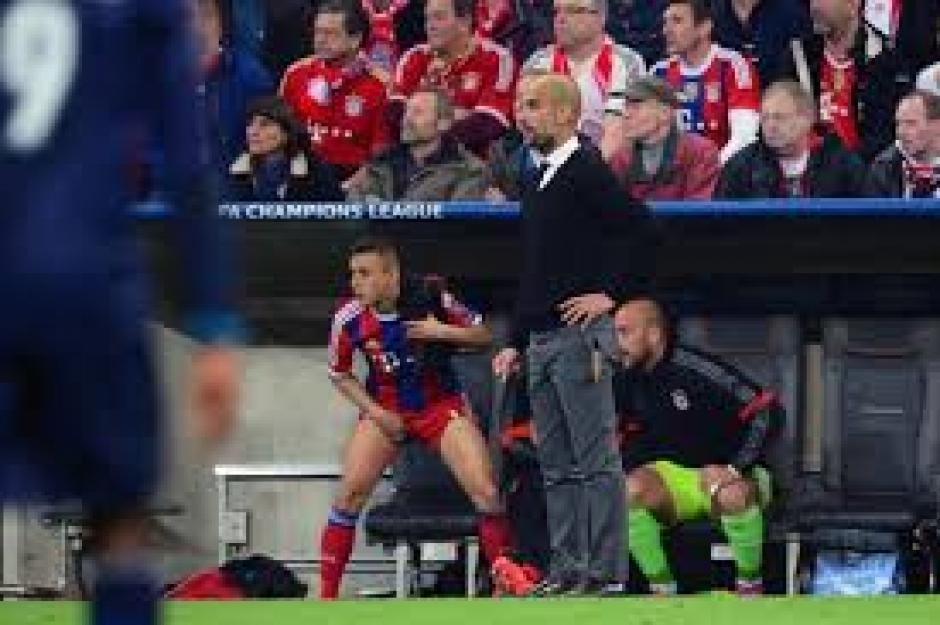 Guardiola sigue dando pasos de gigante como entrenador. (Foto: EFE)