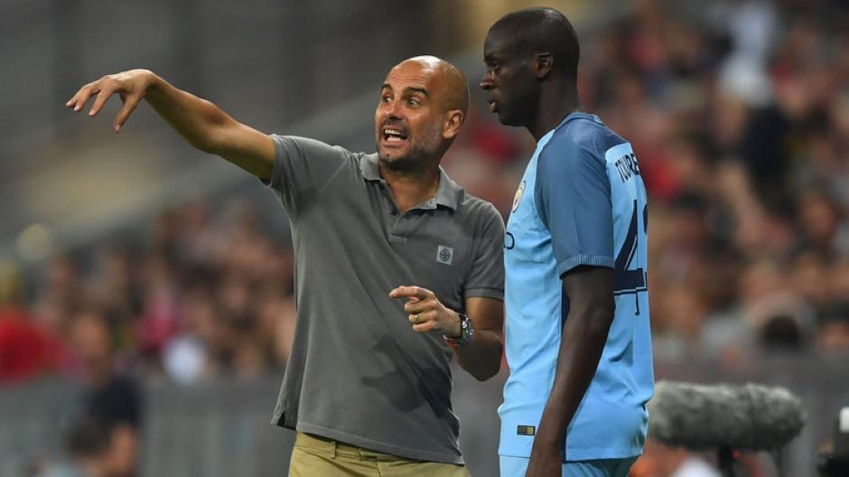 La llega de Pep Guardiola al Manchester City aceleraría la salida de Bravo. (Foto: skysports.com)