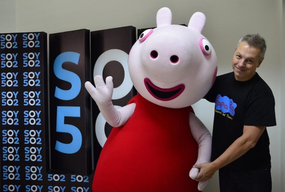 La Búsqueda de Tesoro es el nombre del musical. (Foto: Selene Mejía/Soy502)