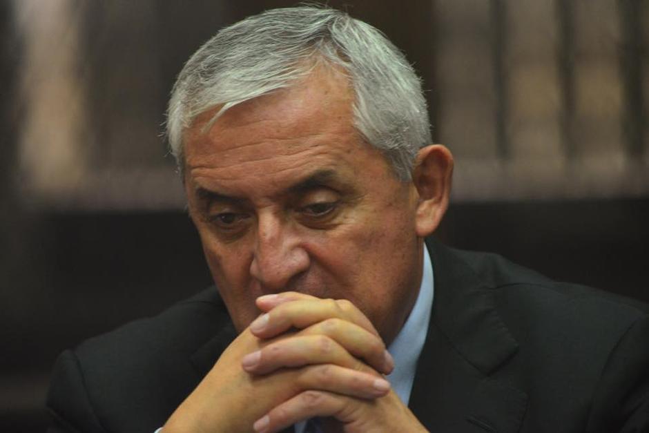 Este sábado se cumplió un año de la renuncia del expresidente Otto Pérez Molina. (Foto: Archivo/Soy502)