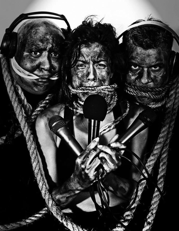 Periodistas, políticos y deportistas también han formado parte de esta campaña contra la censura. (Foto: Facebook)