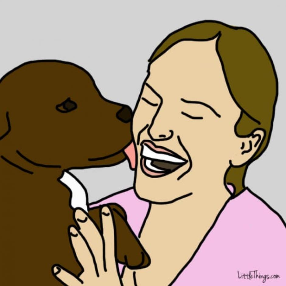 Los perros pueden percibir si los amas o no, reflejando lo que sienten. (Foto: littlethings.com)