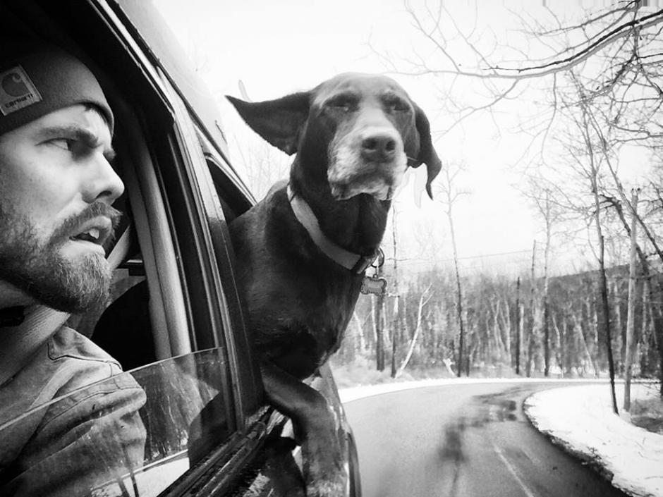 Su mejor amigo decidió hacerle un viaje de despedida. (Foto: Robert Kugler)