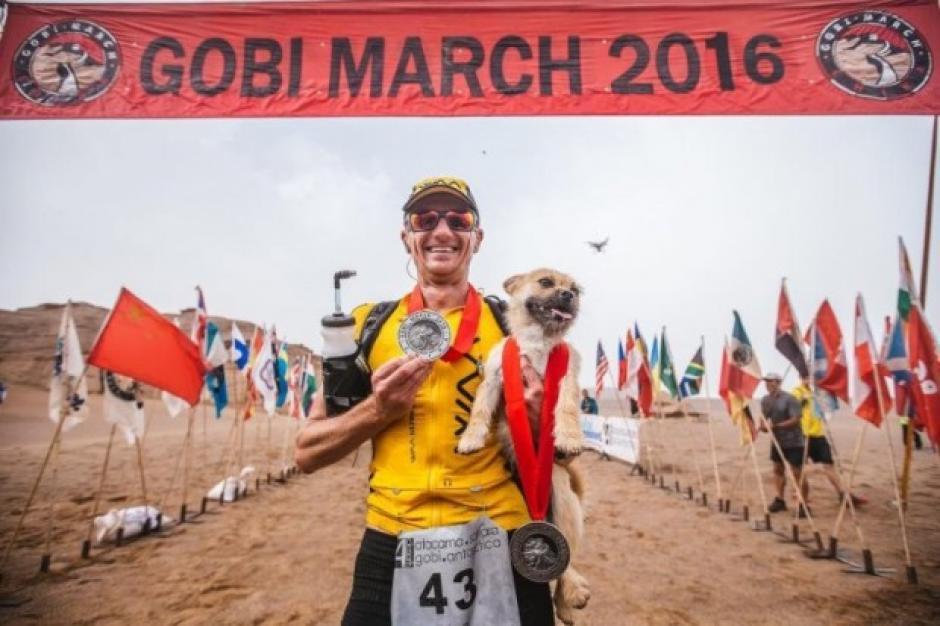 Esta es la historia de la perrita ganadora Gobi. (Foto: La Vanguardia)