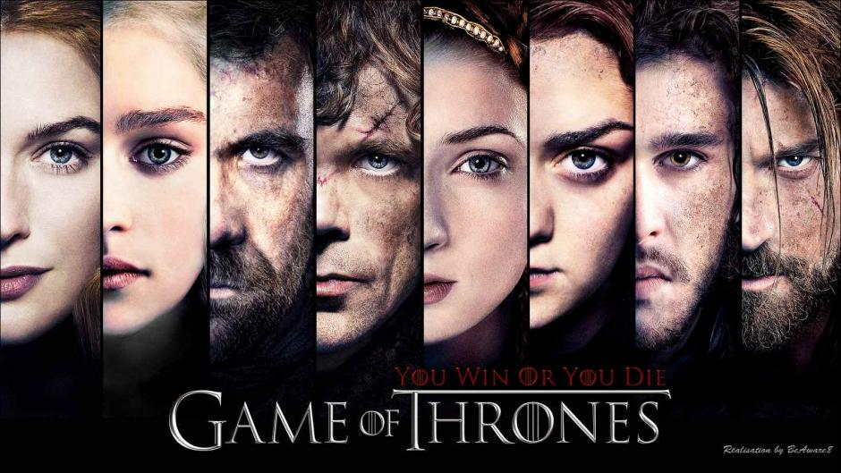 Los personajes más populares de Game of Thrones. (Captura de pantalla: Game of Thrones)