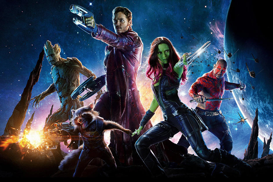 "Los personajes de ""Guardians of the Galaxy"" se unirán a los de ""The Avengers"". (Foto: Archivo)"