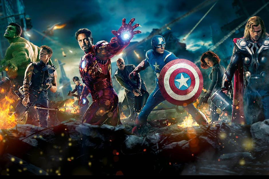 """La nueva película de los vengadores se llamará """"Avengers: Infinity War"""". (Foto: Archivo)"""