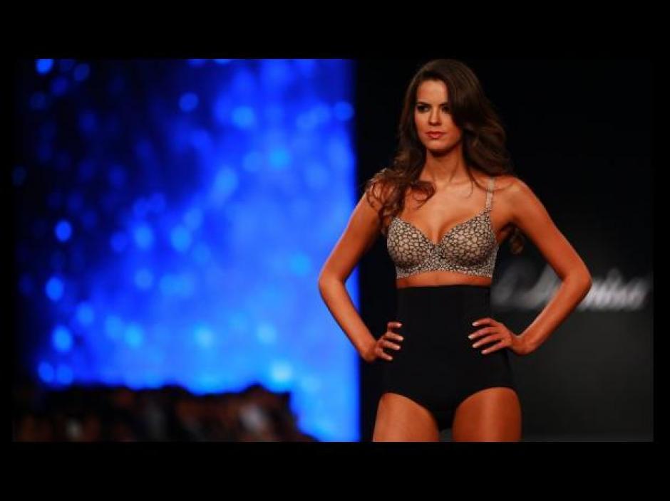 Valeria Piazza ha trabajado como modelo en desfiles de modas. (Foto: peru.com)