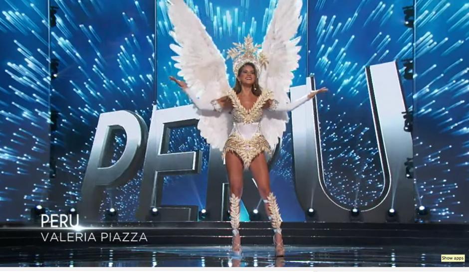Perú evocó a los ángeles de Victoria's Secret. (Foto: captura de pantalla)