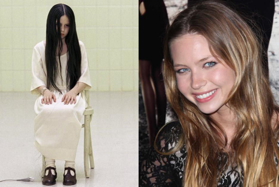 Samara, el personaje que daba miedo hace unos años, ahora es una bella joven. (Foto: Perú)