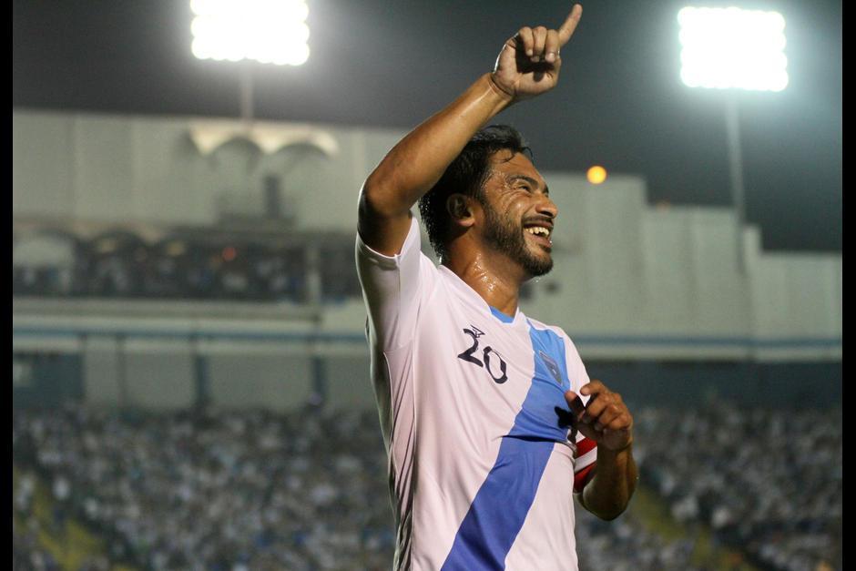 Ruiz podría romper un récord en el juego ante San Vicente. (Foto: Archivo/Soy502)