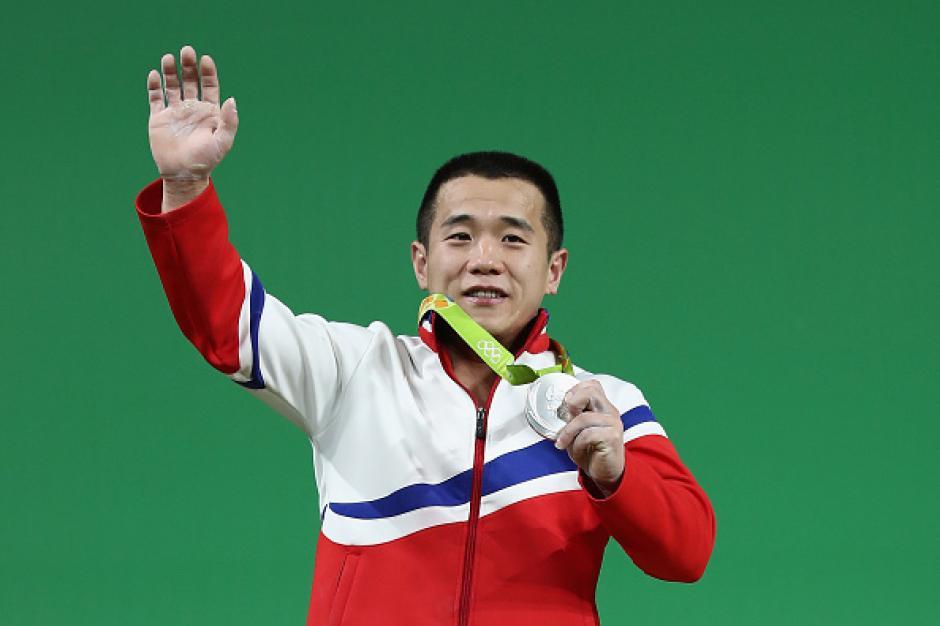 El atleta norcoreano ganó una medalla de plata en Río 2016. (Foto: eldiariony.com)
