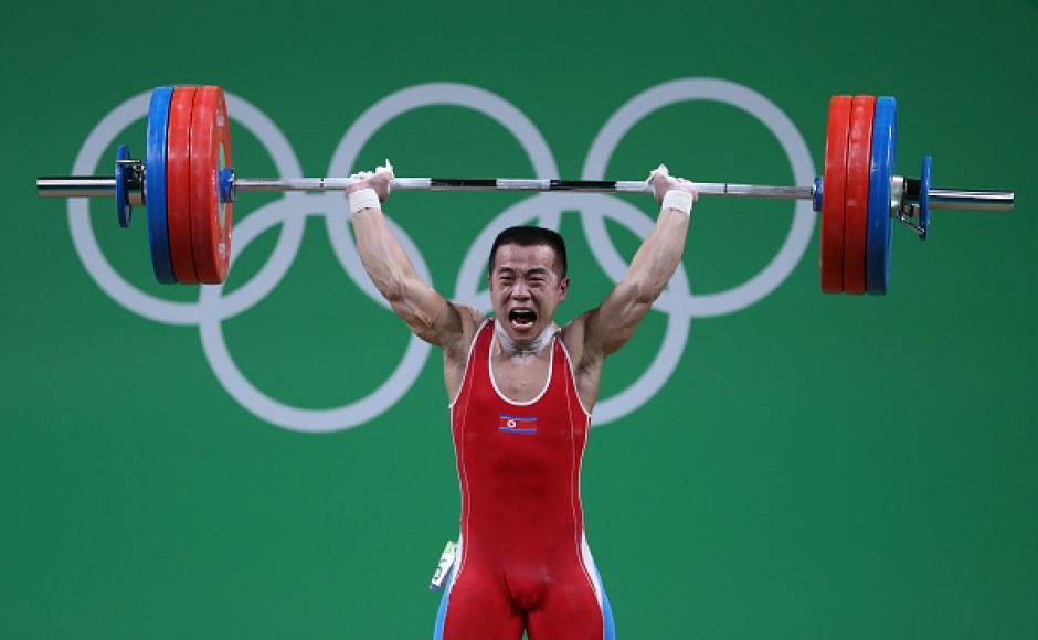 303 kilos fueron los que levantó Om Yun-Chol. (Foto: eldiariony.com)