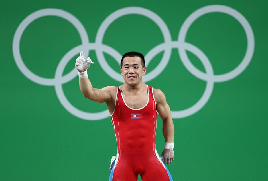 Om Yun-Chol ganó medalla de oro en los Juegos Olímpicos de Londres 2012. (Foto: eldiariony.com)