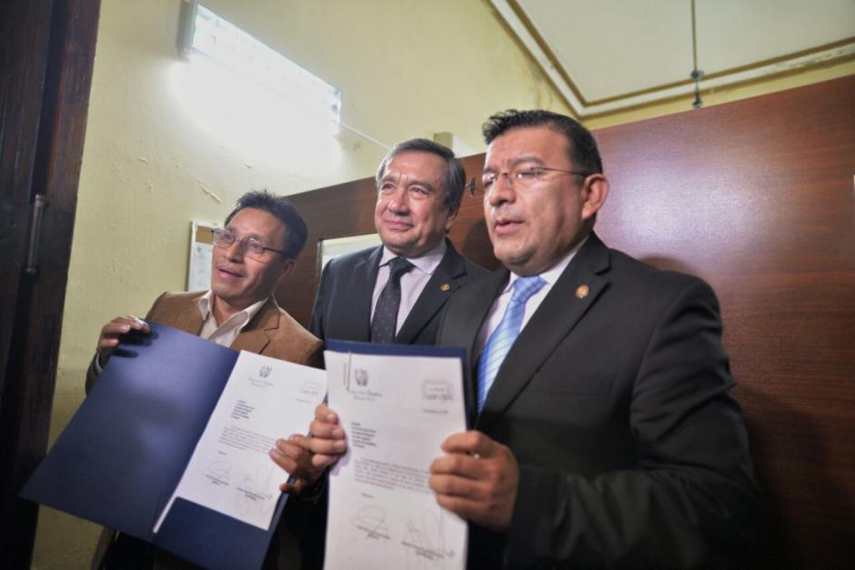 En el informe se recomienda retirar la inmunidad a Blanca Stalling. (Foto: Wilder López/Soy502)