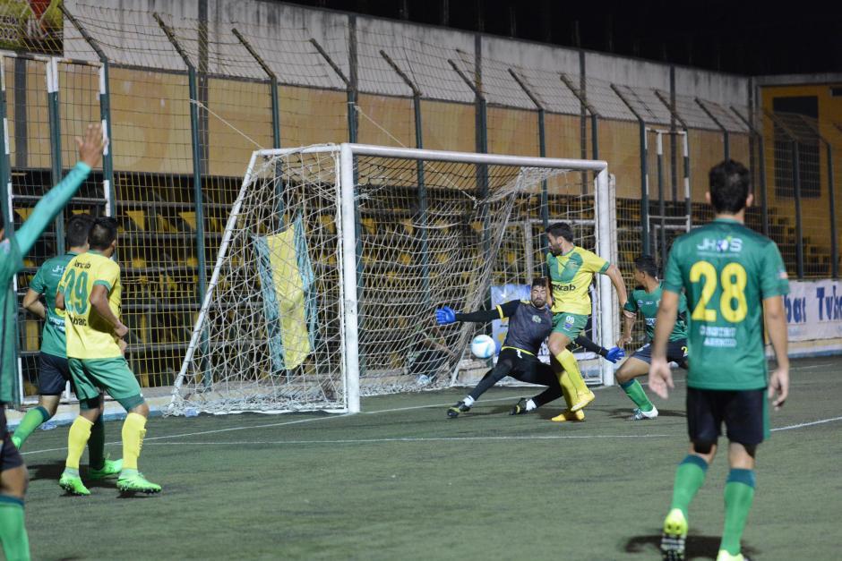 Petapa y Municipal, con 20 goles cada uno, son los equipos más goleadores del Clausura 2016. (Foto: Nuestro Diario)