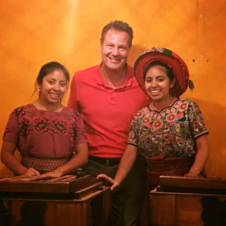 Peter un ingeniero alemán que vive en Guatemala. (Foto: Peter Flunkert)