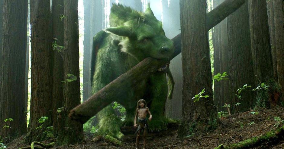 Peter y el Dragón también arrasa. (Foto: heroichollywood.com)