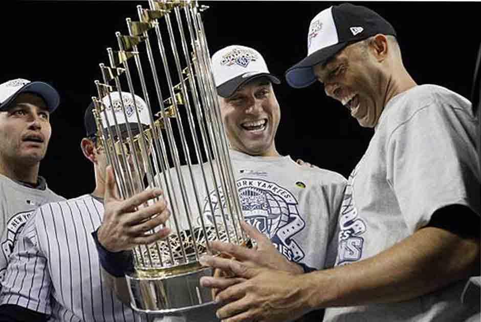 Andy Pettitte siempre fue una figura en Los Yankees. (AFP)