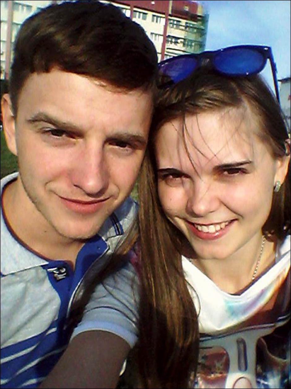 Piotr y Tatiana captaron el fenómeno. (Foto: The Siberian Times)
