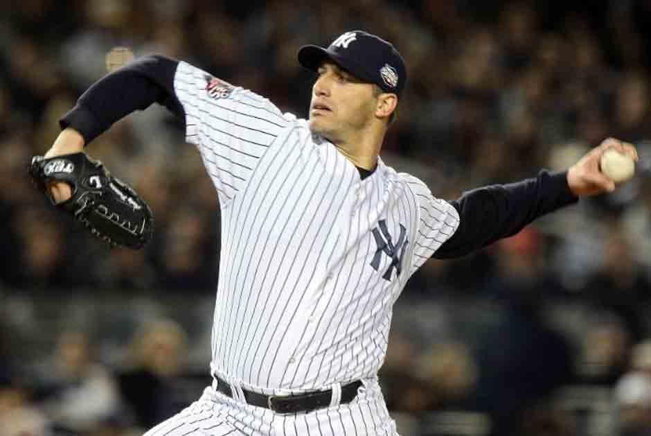Andy Pettitte fue una figura en los Yankees de Nueva York. (AFP)