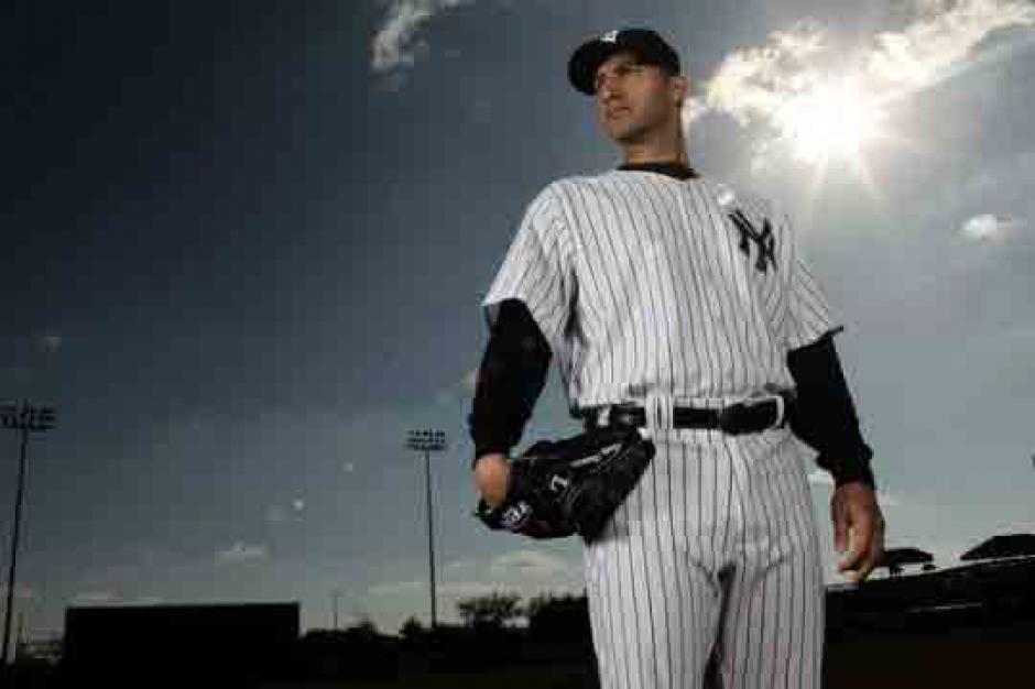 Andy Pettitte siempre figuró en los Yankees. (AFP)