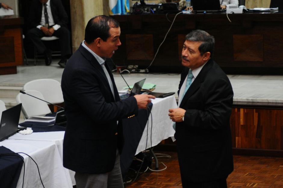 """En el caso Cooptación del Estado figura como """"operador"""" de la red.  (Foto: Alejandro Balan/Soy502)"""