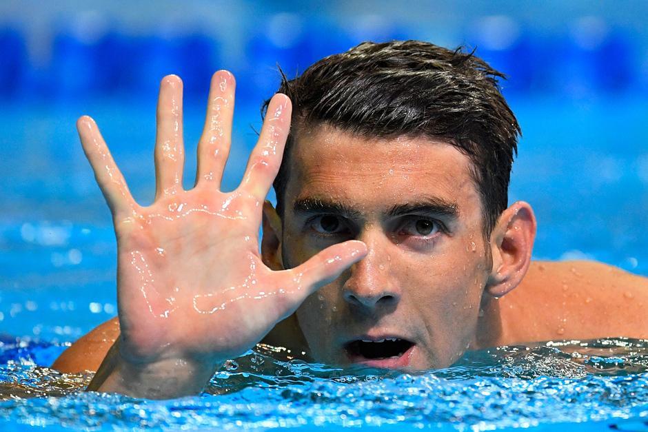 Phelps, que se lleva a casa cinco oros y una de plata deberá pagar más de 55 mil dólares. (Foto: Agencias)