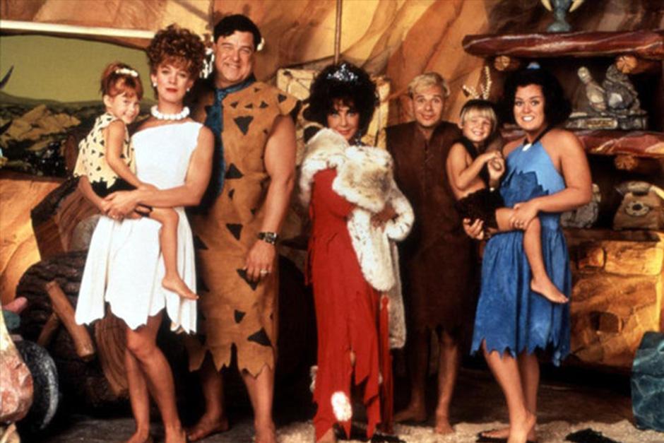 """""""Los Picapiedras"""" es una de las series animadas más legendarias de todos los tiempos. (Foto: Archivo)"""