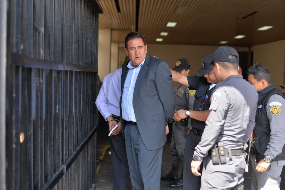 Alejos está señalado de los delitos de cohecho activo, tráfico de influencias y asociación ilícita. (Foto: Archivo/Soy502)