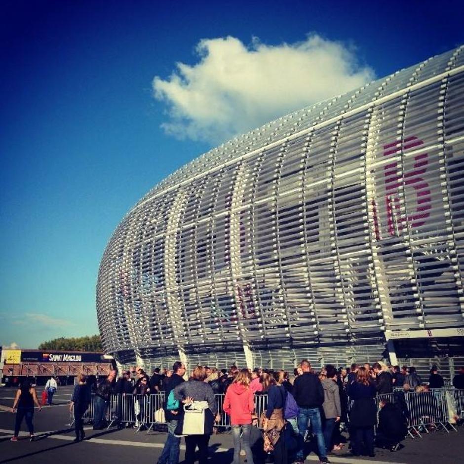 Es sede del equipo local de fútbol LOSC Lille. (Foto: Facebook/Stade Pierre Mauroy)