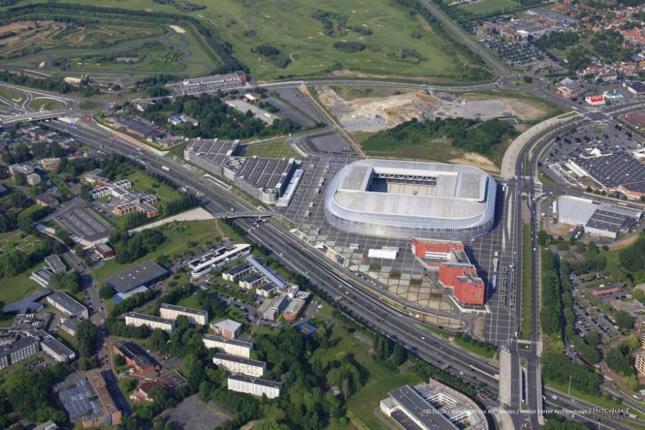El Pierre Mauroy fue inaugurado en 2012. (Foto: Facebook/Stade Pierre Mauroy)
