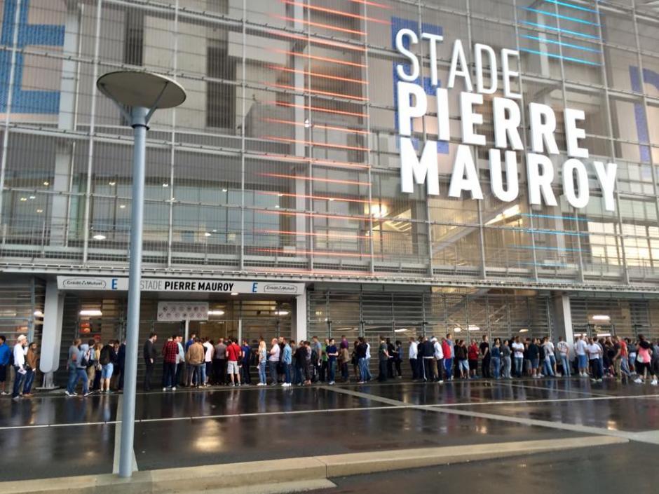 El Pierre Mauroy tiene capacidad para 50 mil personas. (Foto: Facebook/Stade Pierre Mauroy)