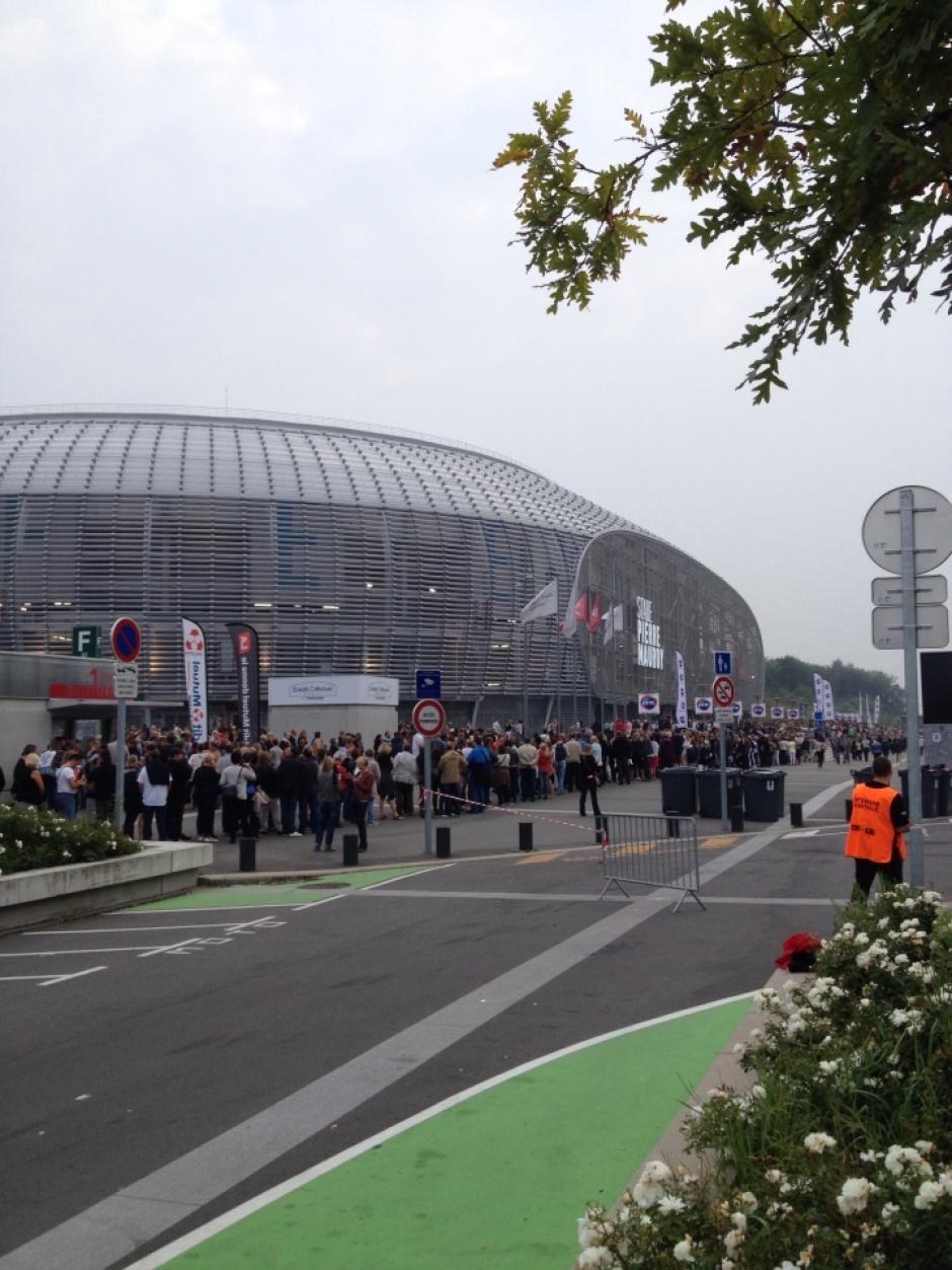 Cuatro partido de la fase de grupos serán disputados en el Pierre Mauroy. (Foto: Facebook/Stade Pierre Mauroy)