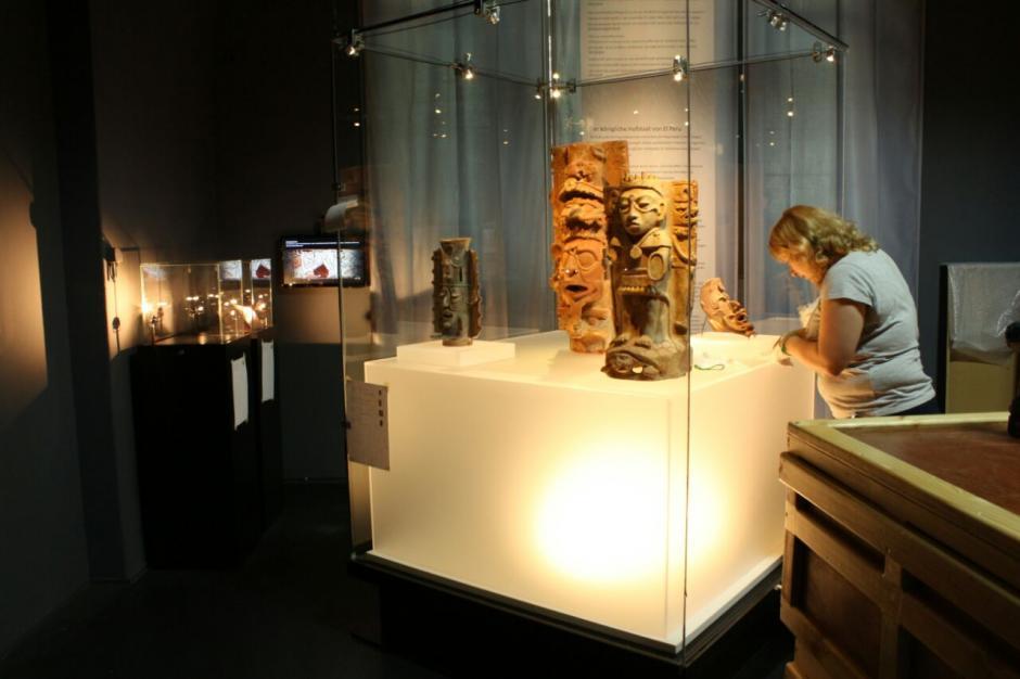 La civilización maya es apasionante para los europeos. (Foto: Ministerio de cultura y deportes)