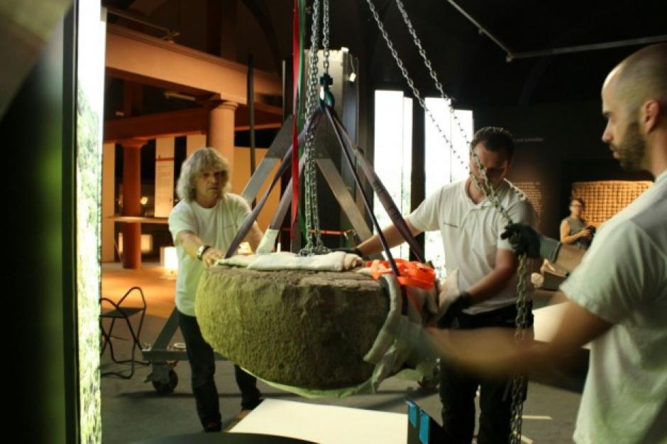 Un total de 150 piezas mayas viajaron a Alemania para ser expuestas. (Foto: Ministerio de Cultura y Deportes)