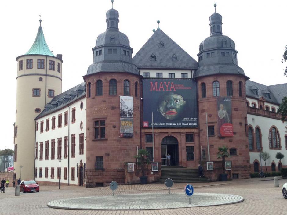 Los objetos que cuentan nuestro legado cultural serán expuestos en el HIstorisches Museum der Pfalz Speyer (Foto: Ministerio de Cultura y Deporte)