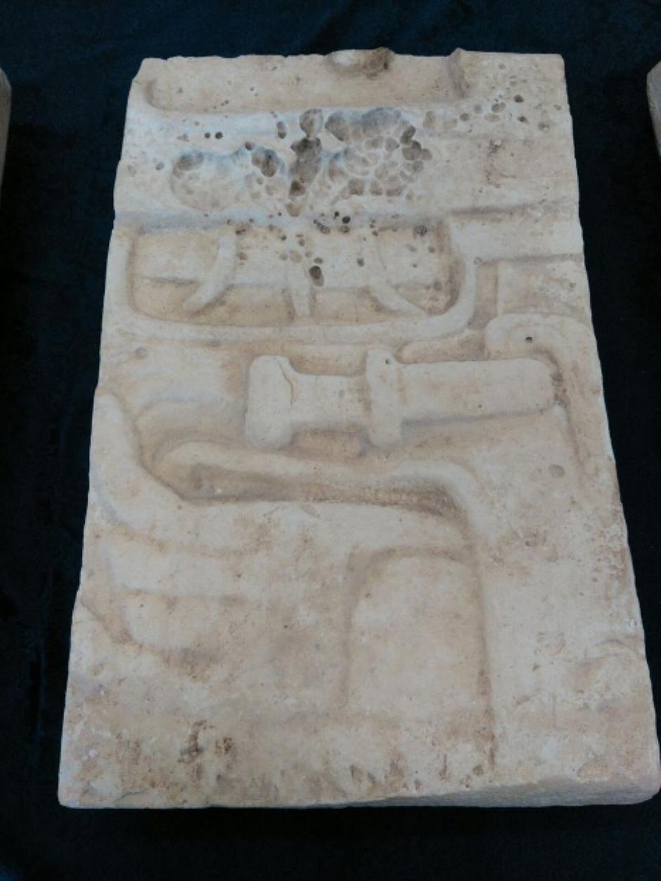 Las autoridades informaron que las piezas llegarán a Guatemala en agosto. (Foto: Twitter, Minex)