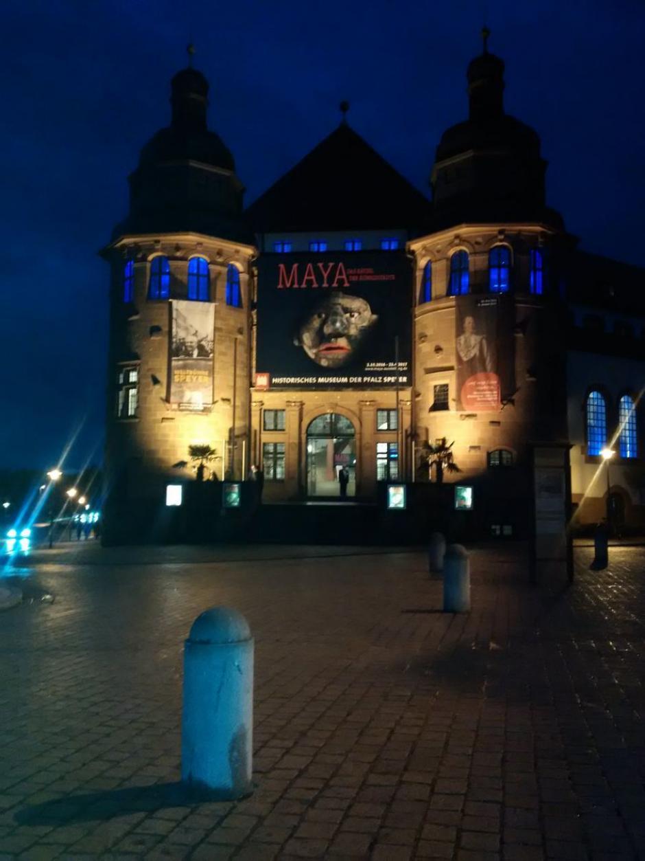 El museo se encuentra en el estado de Renania-Palantinado. (Foto: Ministerio de Cultura y Depoertes)