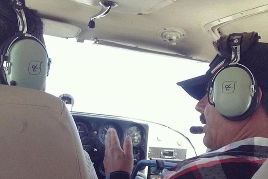 Piloto del Chapo Guzmán entrevista