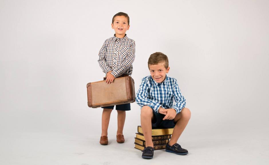 Camisas, blusas, pantalones y vestidos de corte clásico y divertido. (Foto: Piluca)