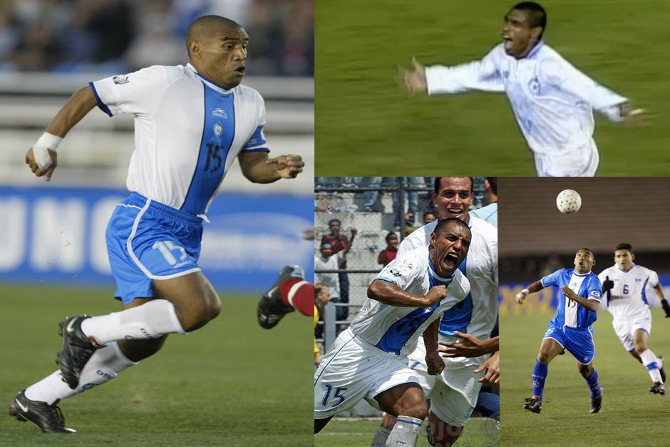 Juan Carlos Plata marcó 35 goles con la selección nacional de Guatemala y ahora es parte del cuerpo técnico de la Bicolor.