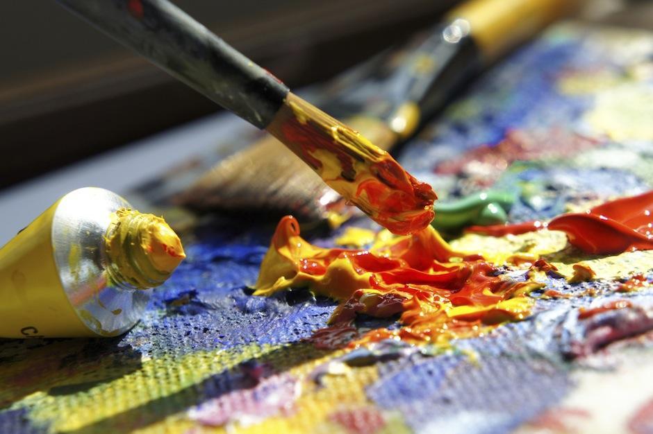 Pintar ayuda a tener mejor ánimo. (Foto: mexicoescultura.com)