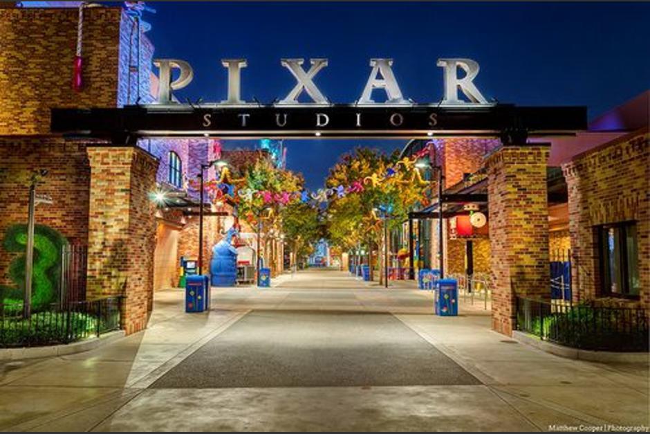 Pixar es uno de los estudios de animación cinematográficos más importantes del mundo. (Foto: pinterest.com)