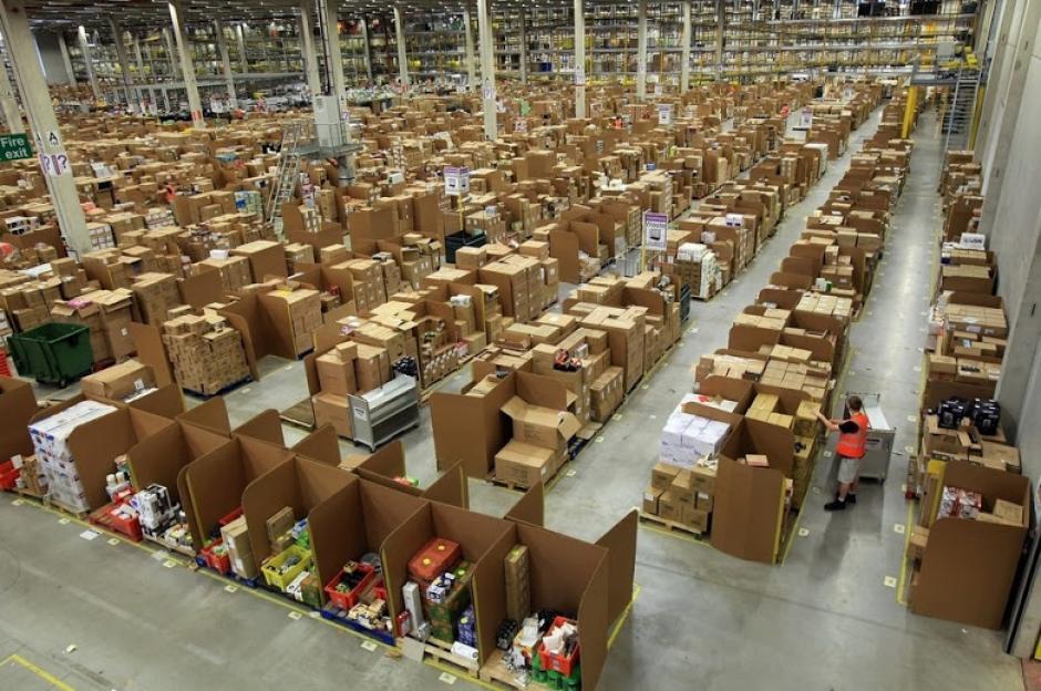 Amazon ofrece una diversidad de productos en línea, desde electrodomésticos hasta ropa. (Foto: pinterest.com)